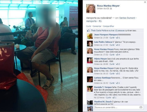 professora passageiros pobres aeroporto