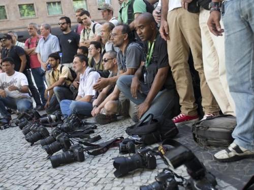 protesto cinegrafista santiago andrade