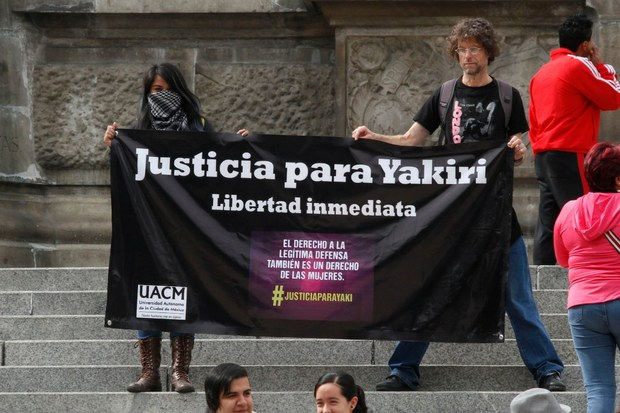 yakiri estuprada méxico