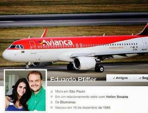piloto demitido avianca