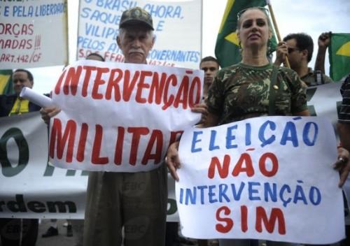 golpe militar marcha família 2014