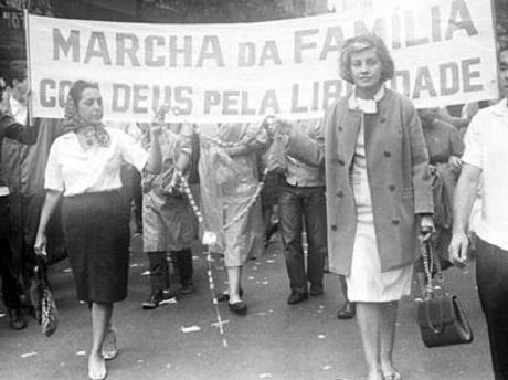 marcha da família com deus 1964