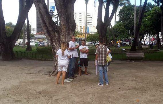 marcha família recife pernambuco