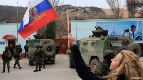 crimeia rússia ucrânia guerra