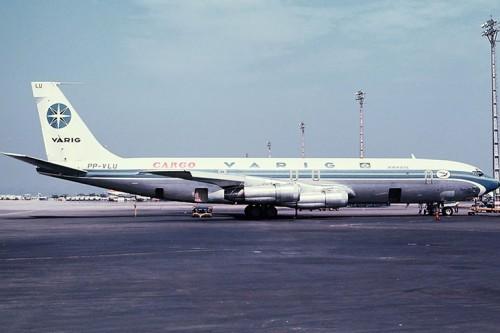 avião varig desapareceu mistério
