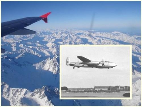 avião 50 anos desaparecido