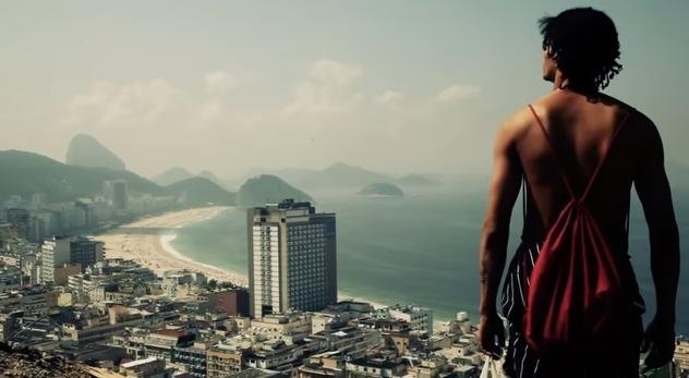 douglas dançarino curta metragem made in brazil