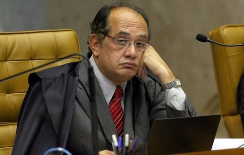 gilmar mendes financiamento privado campanha