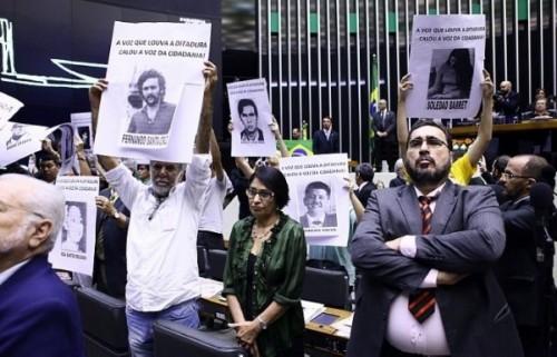 sessão congresso ditadura golpe 1964