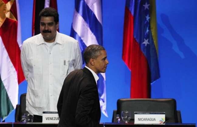 maduro obama eua venezuela