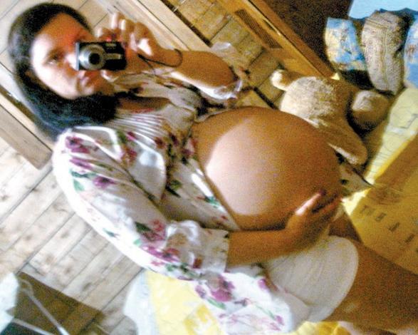 grávida obrigada fazer cesária