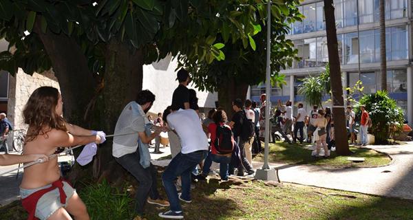 ufpr estudantes ministro educação ditadura