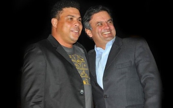 ronaldo aécio neves