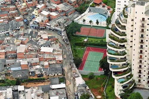 desigualdade social brasil