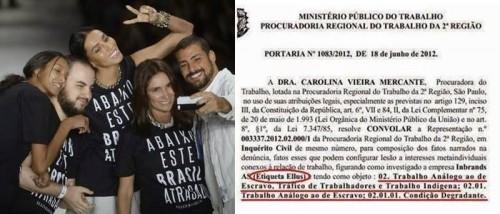 ellus campanha brasil