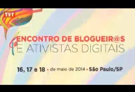 encontro nacional blogueiros
