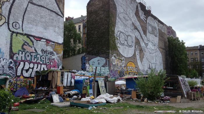 favela alemanha