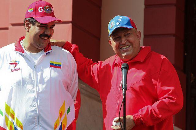 maduro chávez golpe venezuela eua