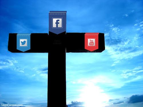 religião twitter facebook redes sociais