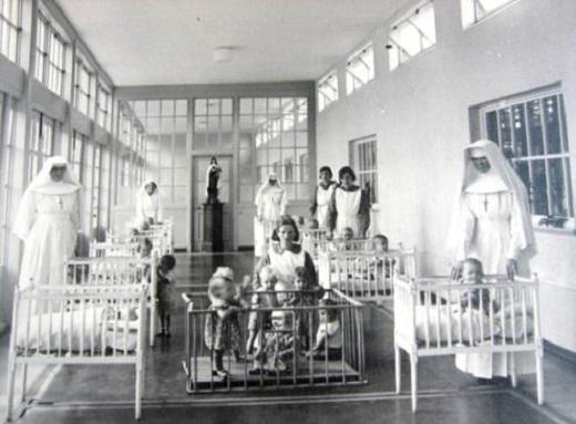 esqueletos bebês católicos irlanda