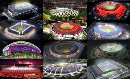 estádios melhor copa brasil