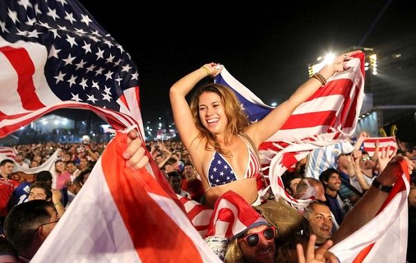 Audiência dos EUA na Copa 2014 ultrapassa NBA e Beisebol