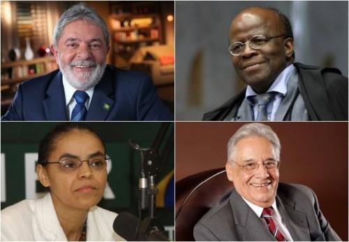 lula barbosa marina fhc eleições 2014