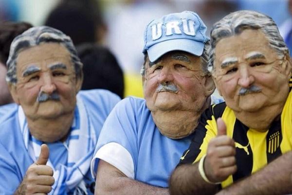 mujica copa 2014 uruguai