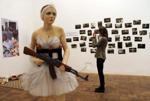 Exposição Viena Ucrânia