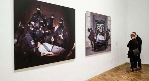 Exposição Ucrânia Viena