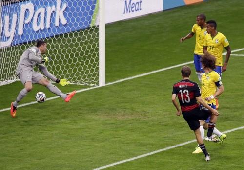 brasil copa 2014 alemanha goleada