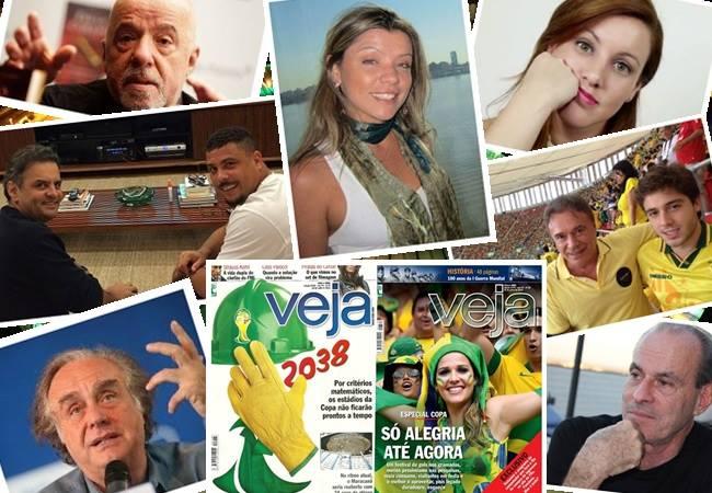 caos copa do mundo brasil 2014