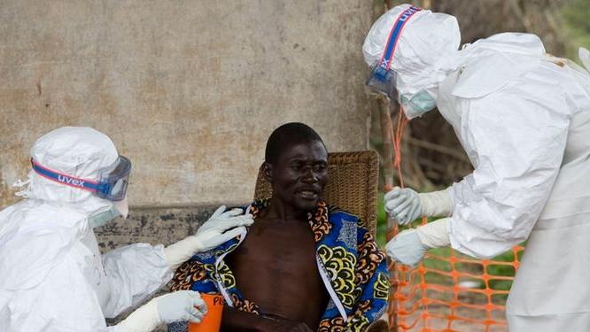 ebola vírus serra leoa áfrica