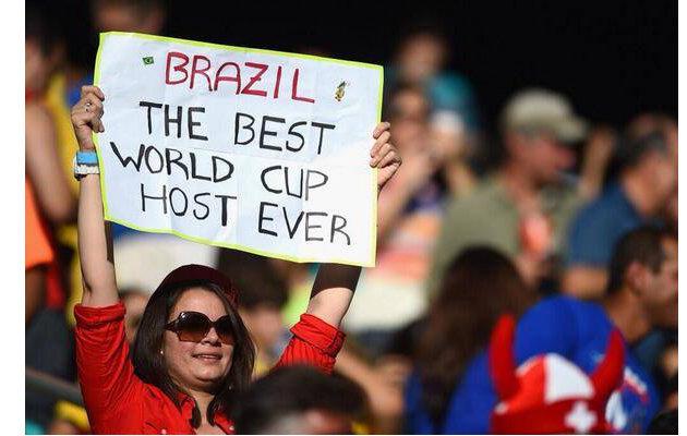francesa copa brasil 2014