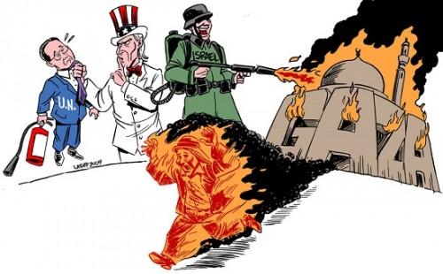 gaza israel eua