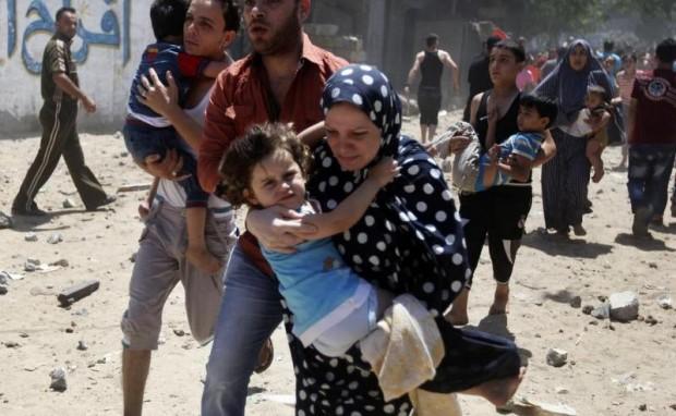 gaza palestina barbárie noam chomsky