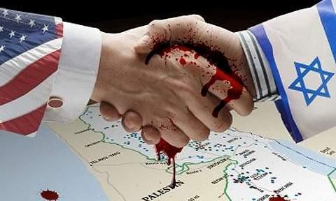 eua israel banho de sangue palestina