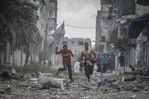 israel gaza palestina ataque
