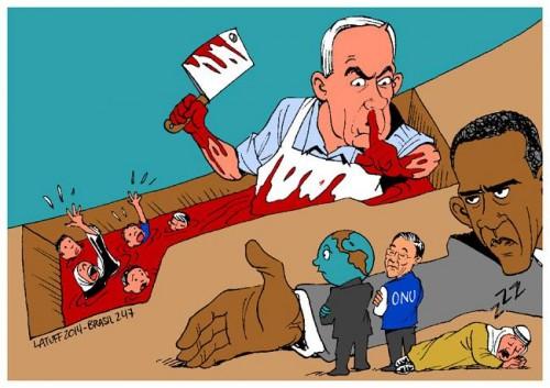 eua palestina israel rússia