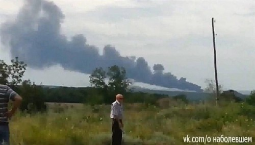 malaysia airlines avião caiu míssil