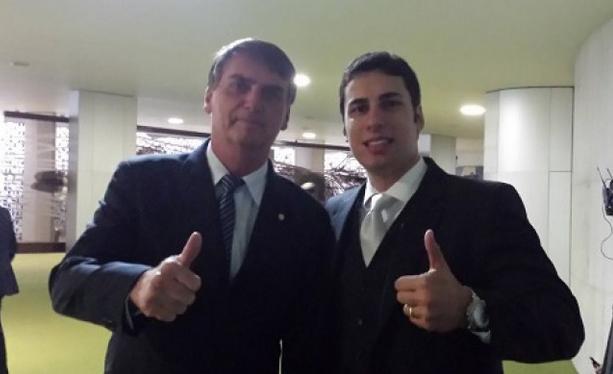 Matheus Sathler jair bolsonaro