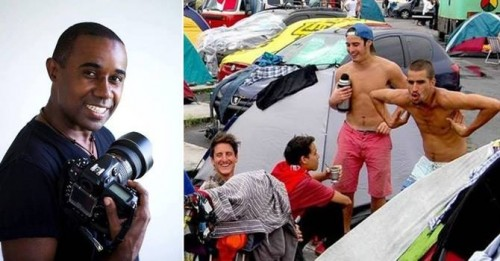 racismo fotógrafo brasileiro argentinos copa 2014