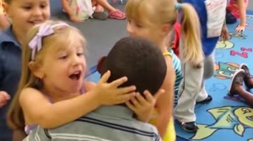 racismo crianças tayler