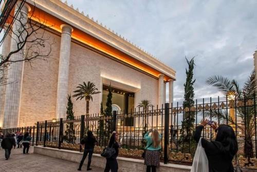 templo de salomão kassab