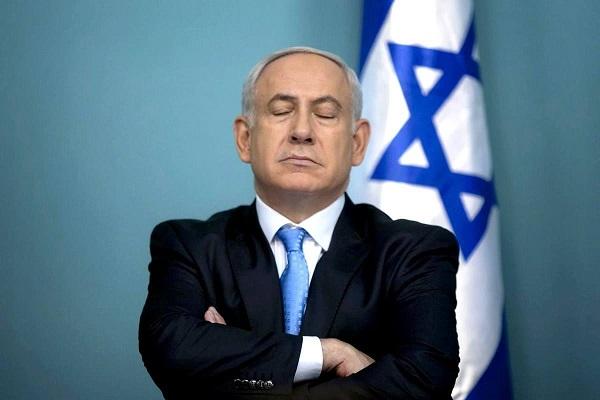 Benjamin Netanyahu israel gaza