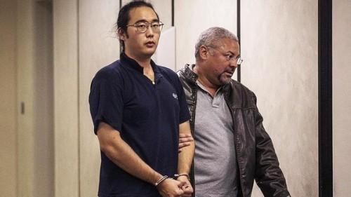 Hideki Harrano ativista preso