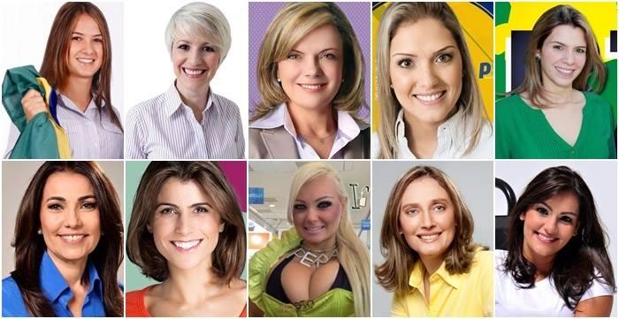 candidatas bonitas belas uol feministas
