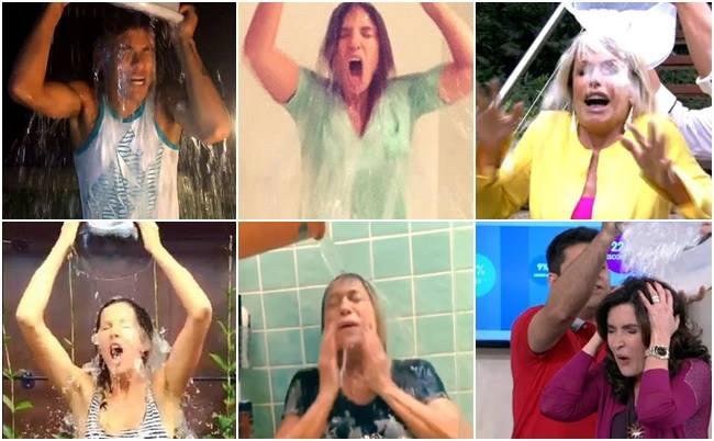 desafio balde de gelo brasil