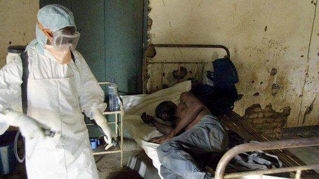 ebola áfrica vírus indústria farmacêutica
