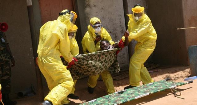 vírus ebola epidemia mundial